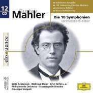 Mejores versiones de las Sinfonías de Mahler - Página 2 0028948037421