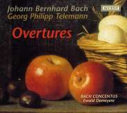 Johann Bernhard Bach (1676-1749) 4015023241985