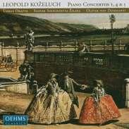 Leopold KOZELUCH ou KOTZELUCH ou KOZELUH 1747-1818 4260034865884
