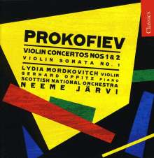 Sergueï  Prokofiev (1891-1953) - Page 2 0095115154021