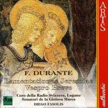 durante - Francesco DURANTE (1684-1755) 0600554752228