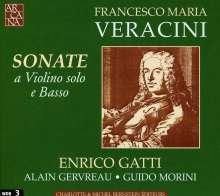 Francesco Maria Veracini (1690-1768) 3464858013259