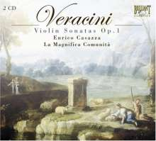 Francesco Maria Veracini (1690-1768) 5028421938097
