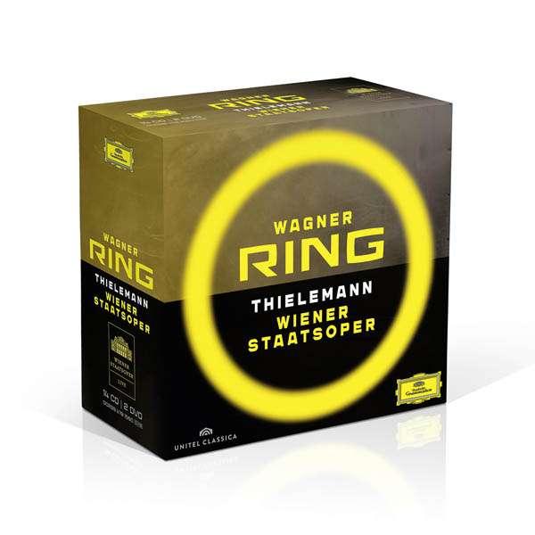 Wagner - Ring - Thielemann Vienne (DG) + Bayreuth (OpusArte) 0028947915607