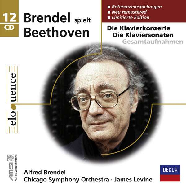 Défense et illustration du pianisme de Brendel 0028948040032