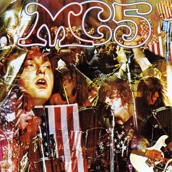 MC5 - Kick Out the Jams 0075597404227
