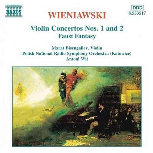 Henryk Wieniawski (1835-1880) 0730099451727