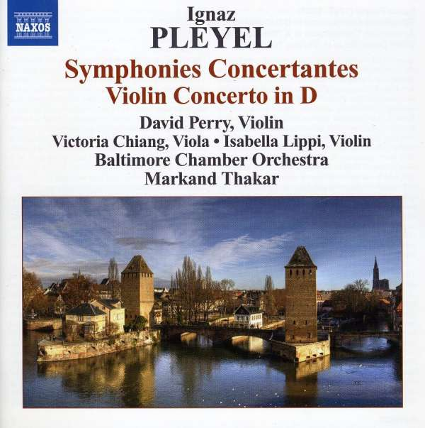 Ignace Pleyel (1757-1831) 0747313032075