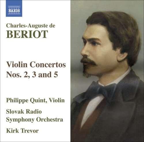 Charles de Bériot (1802-1870) 0747313036073