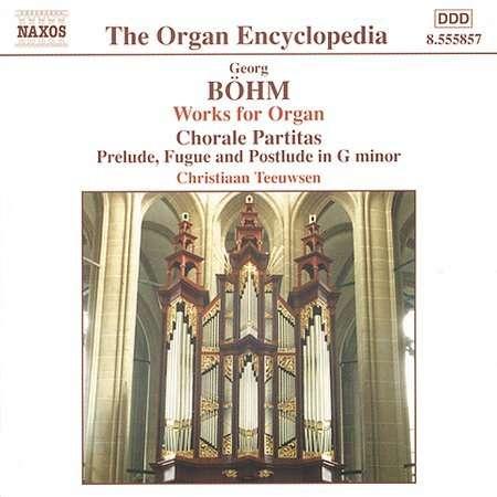 Boehm - Georg Böhm (Boehm) 0747313585724