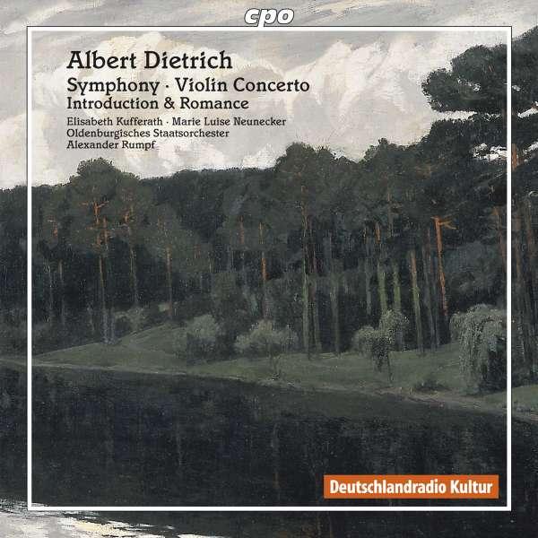 Albert Dietrich (1829-1908) 0761203731428