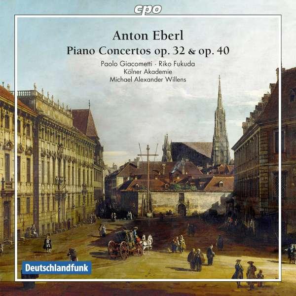 Anton EBERL (1765-1807) 0761203735426