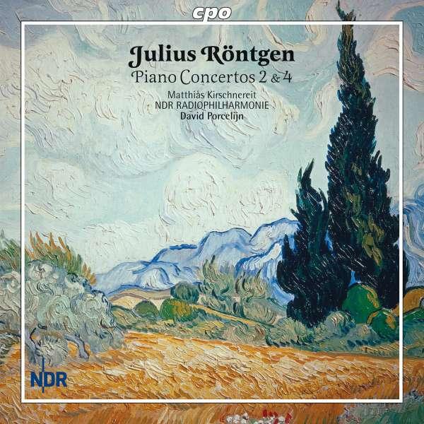 Julius Röntgen (1855 - 1932) 0761203739820