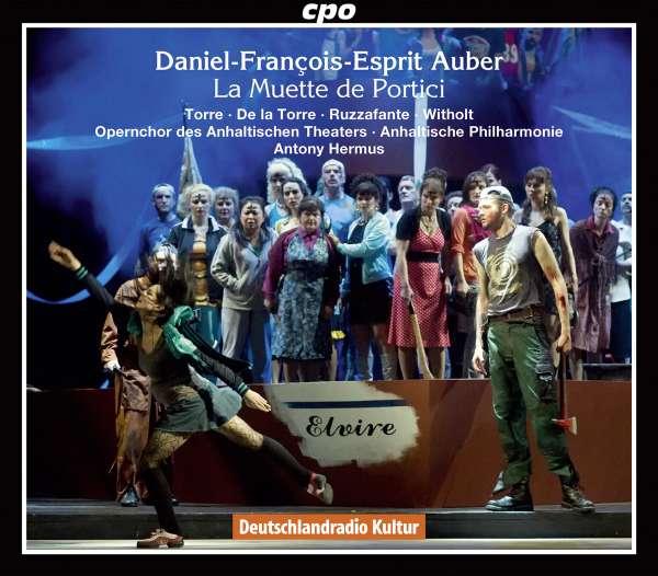 Auber - opéras 0761203769421