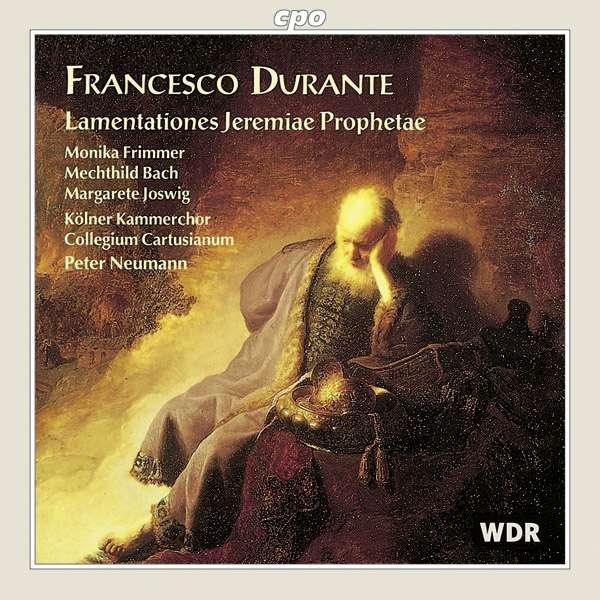 Francesco DURANTE (1684-1755) 0761203932528