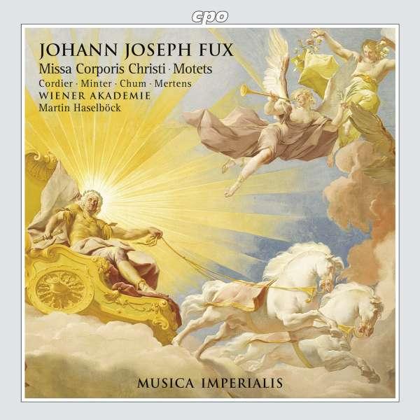Johann Joseph Fux (1660- 1741) 0761203952823