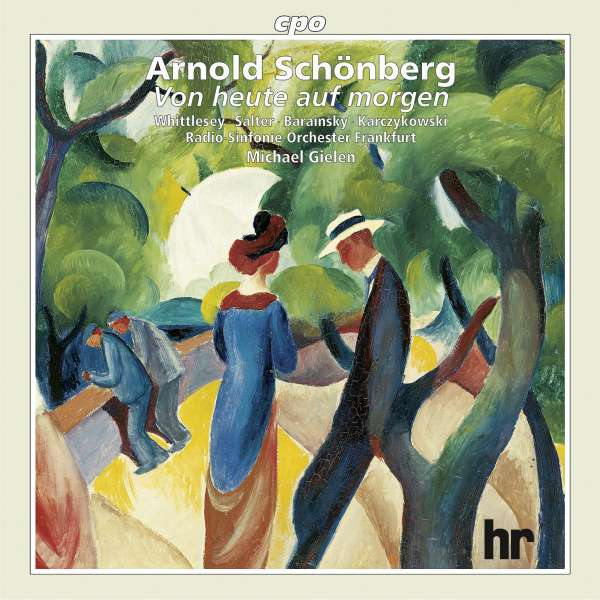 Arnold Schoenberg (1874-1951) - Page 11 0761203953226