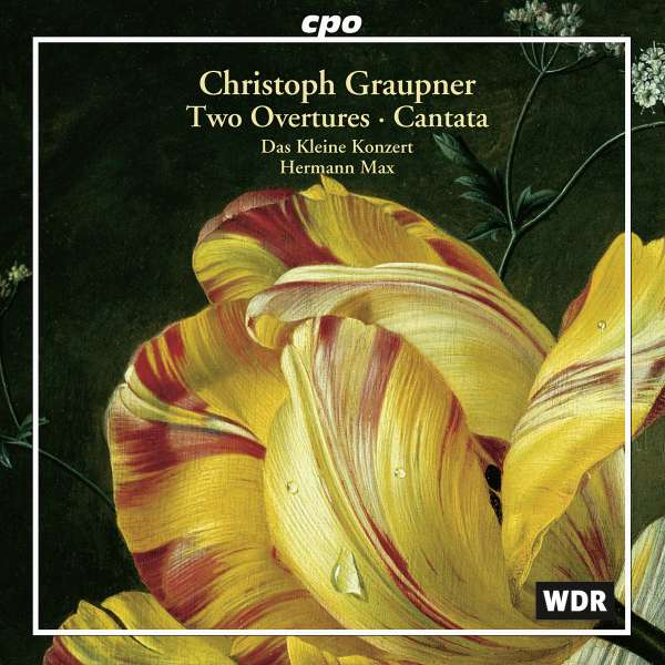 Christoph GRAUPNER (1683-1760) 0761203959228
