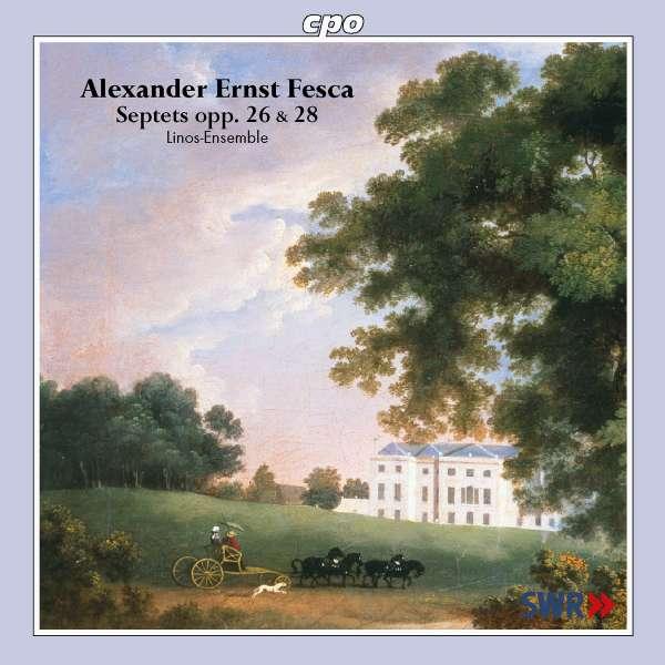 Friedrich Ernst FESCA (1789-1826) 0761203961726