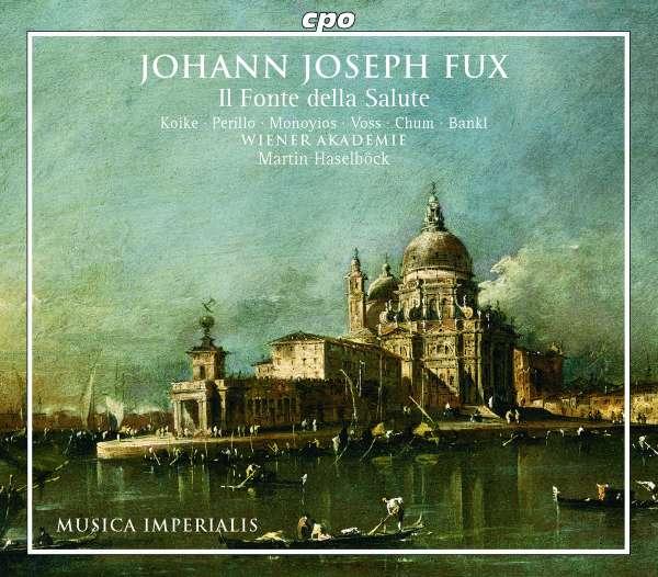 Johann Joseph Fux (1660- 1741) 0761203968022