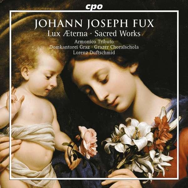 Johann Joseph Fux (1660- 1741) 0761203985029