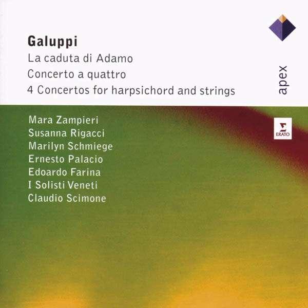 Baldassare Galuppi (1706-1785) 0825646961658