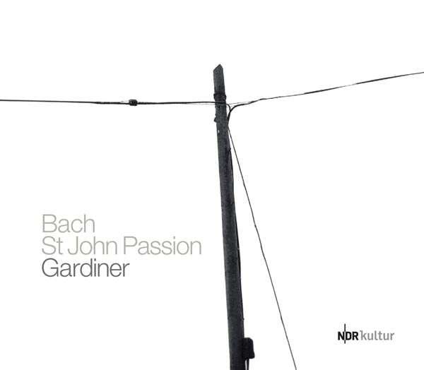 J.S. BACH: passion selon Saint-Jean 0843183071227