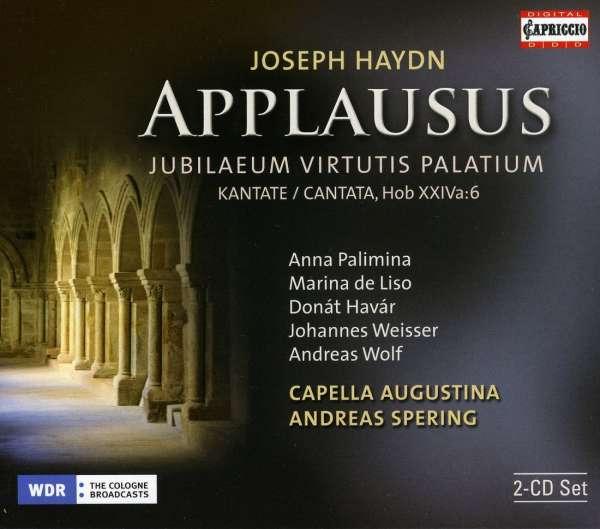 Joseph Haydn (1732-1809) - Page 6 0845221050362