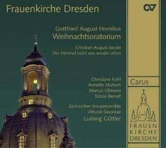 Gottfried August Homilius 1714-1785 4009350832350