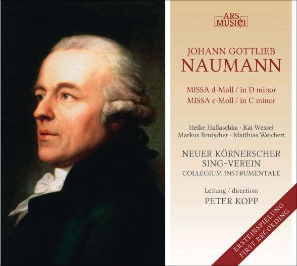 Johann Gottlieb NAUMANN ( 1741 -1801) 4011222322371