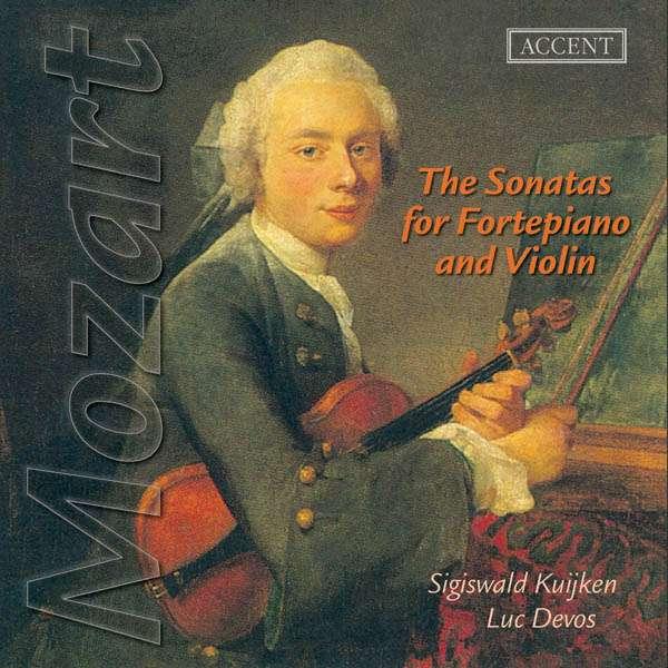 Mozart - Mozart : œuvres pour violon - Page 2 4015023200418