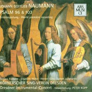 Johann Gottlieb NAUMANN ( 1741 -1801) 4017563141725