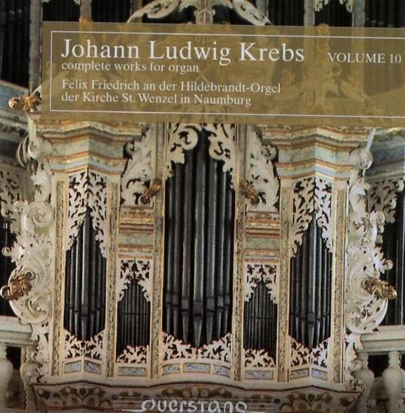 Johann Ludwig Krebs (1713-1780) 4025796002034