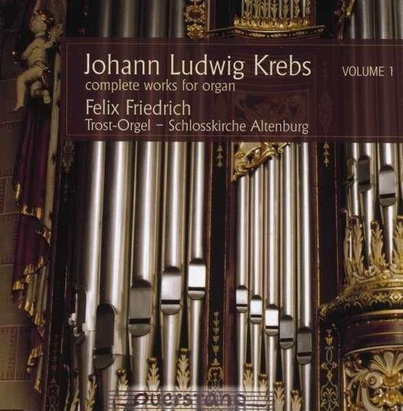Johann Ludwig Krebs (1713-1780) 4025796097122