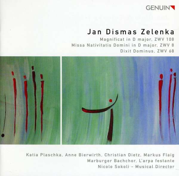 Jan Dismas Zelenka (1679-1745) - Page 2 4260036252132