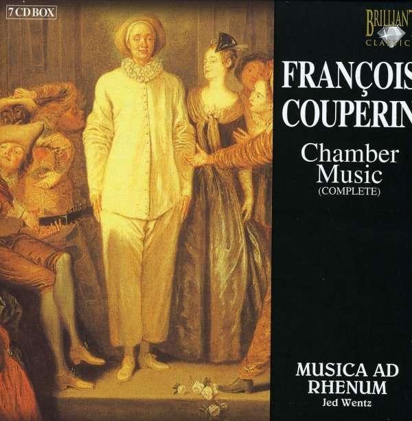 couperin - François Couperin (1668-1733) 5028421921785