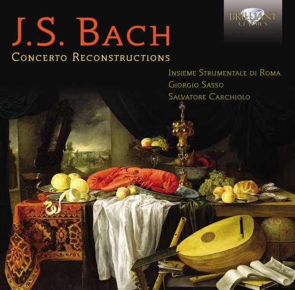 Jean-Sébastien Bach (1685-1750) - Page 12 5028421943404