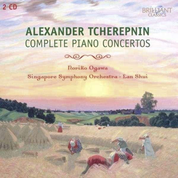 Alexander TCHEREPNIN(E) 1899-1977 5029365923224