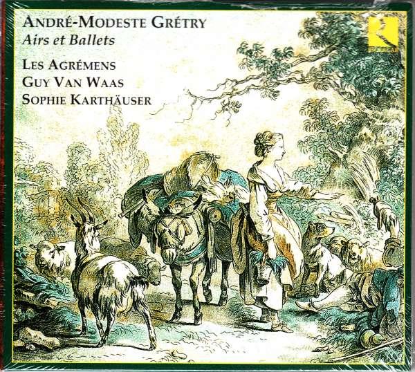 André-Ernest-Modeste Grétry (1741-1813) - Page 2 5400439002340