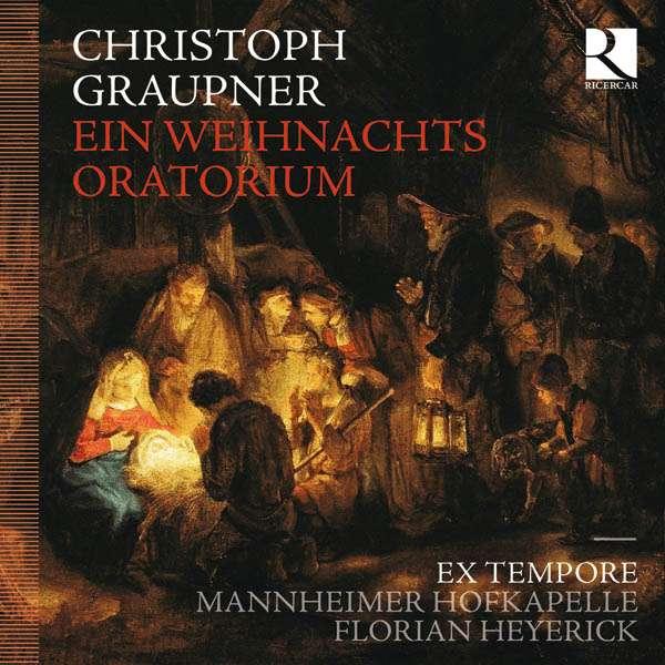 Christoph GRAUPNER (1683-1760) 5400439003071