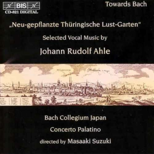Johann Rudolf Ahle (1625-1673) 7318590008218