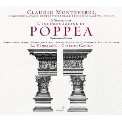 monteverdi - Monteverdi - L'Incoronazione di Poppea 8424562009165