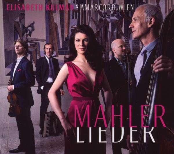 mahler - Gustav Mahler : lieder - Page 3 9005321900276