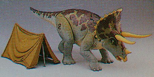 If you could choose any unreleased JPToy to be fully released, Triceratops