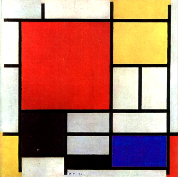 salon  Mondrian
