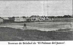 HISTORIA DEL BASEBALL EN CUBA: INICIOS Junco