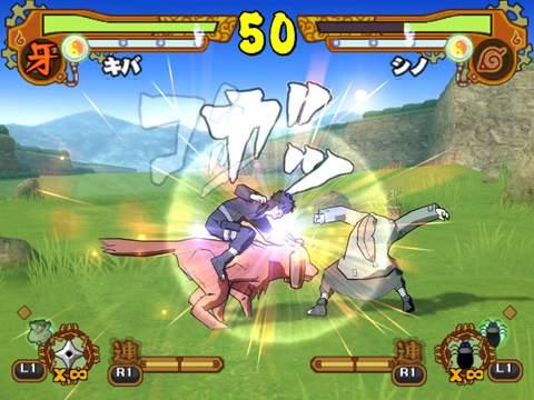 Naruto Accel 2 for ps2 Naruto-shippuuden-narutimate-accel-2