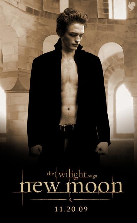 The Twilight Saga: New Moon New-moon
