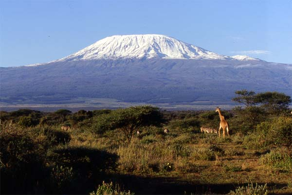 Le Kilimanjaro (Trouvé par xilure) Kilimanjaro