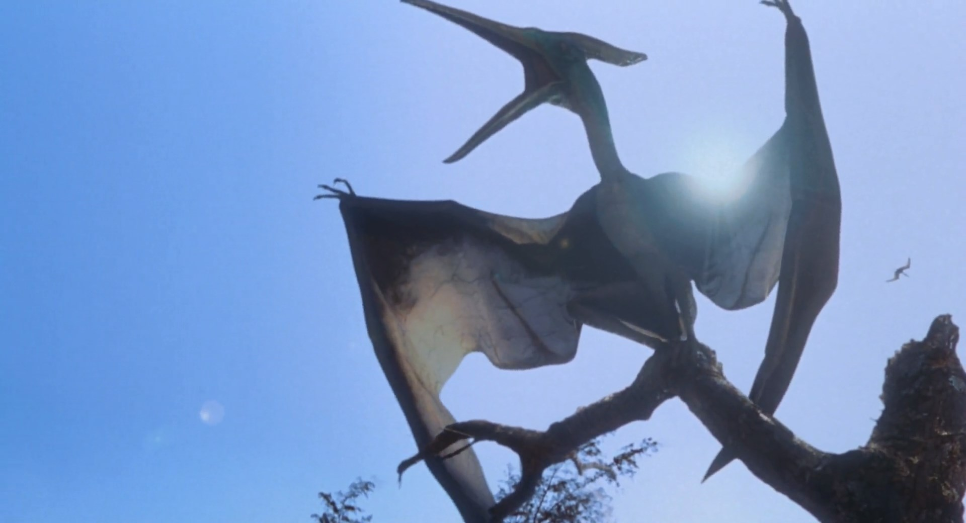 Best Moment of CGI in the Franchise?  Pteranodon01